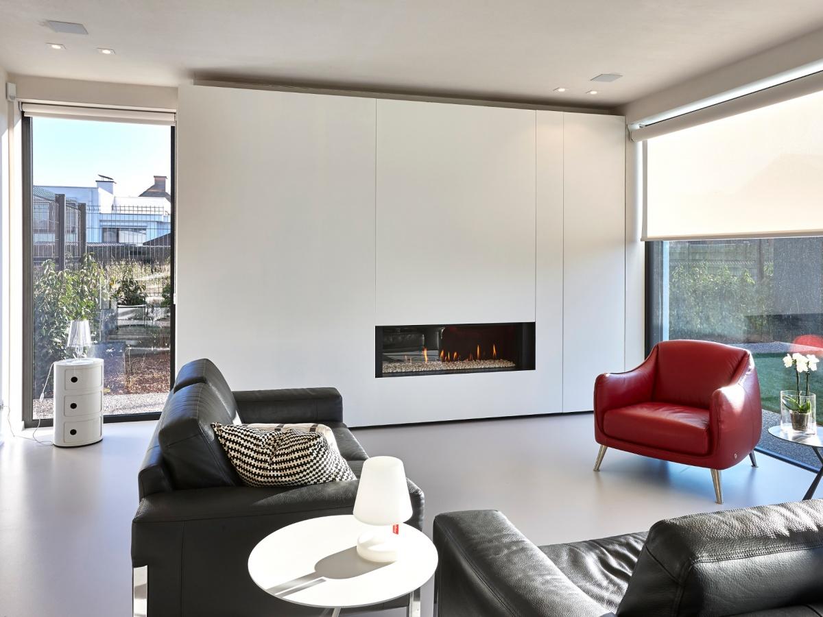 Interieur Woonkamer Modern. Interieur Voorbeelden Woonkamer Modern ...