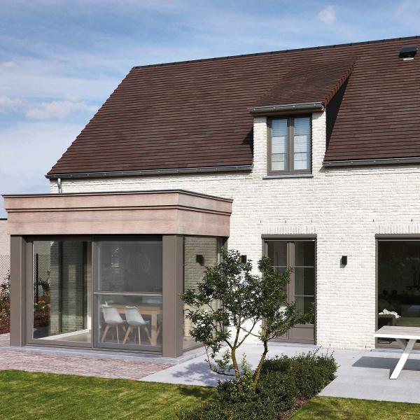 Huis bouwen inspiratie de trend van huis bouwen with huis for Huis bouwen inspiratie